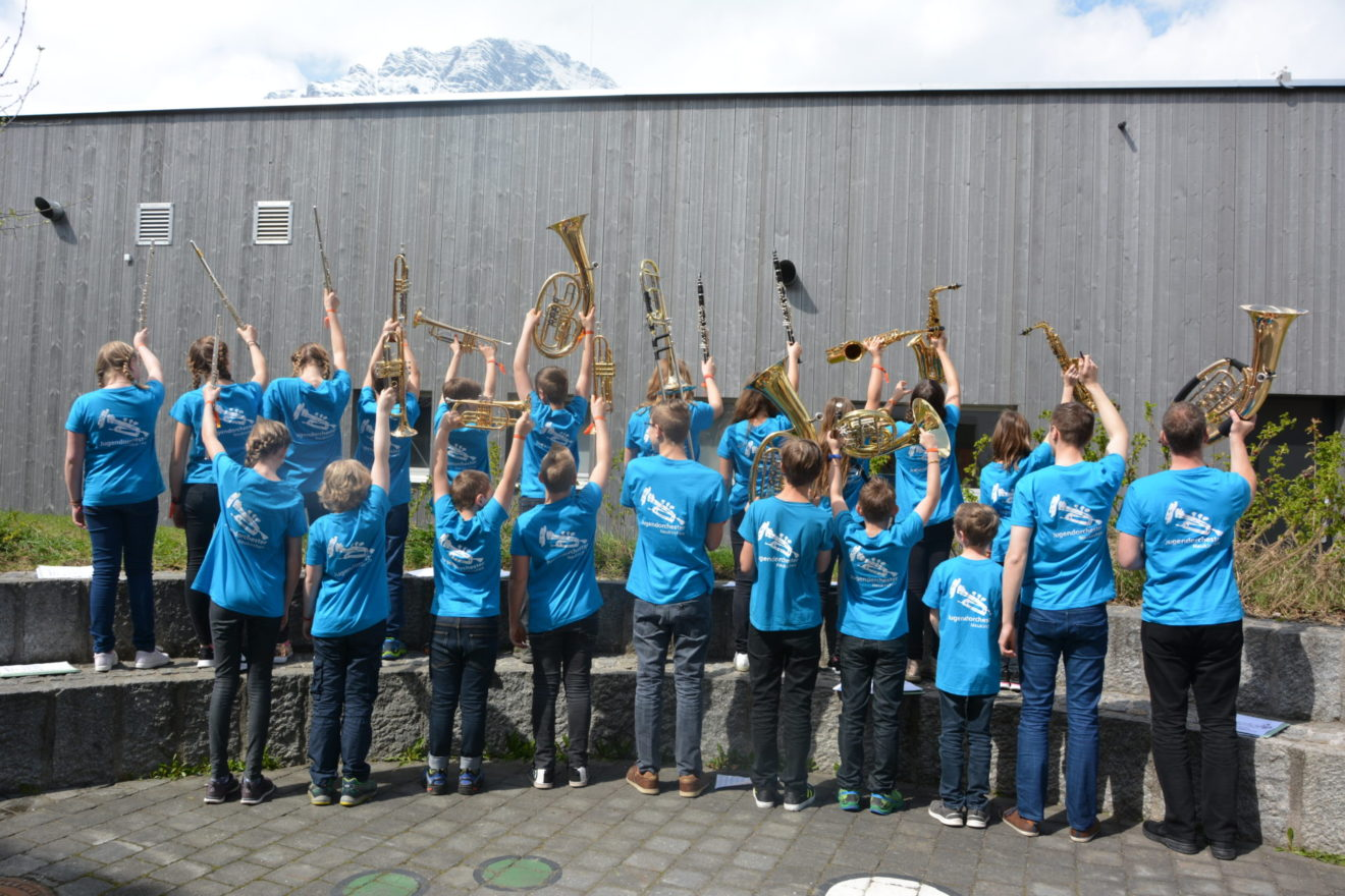 Jungmusikerseminare und Orchester Camp