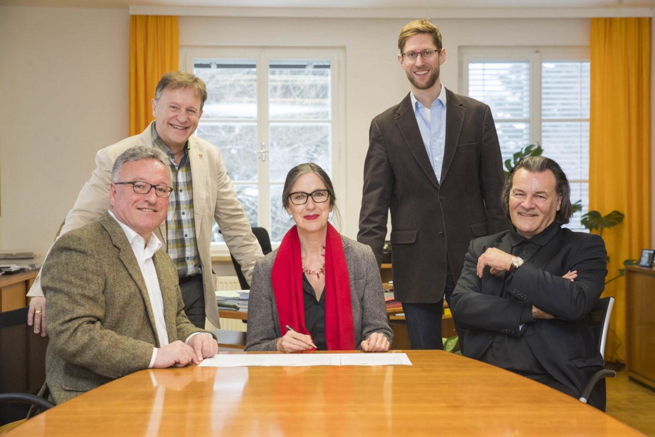 Neu: Berufsbegleitender Lehrgang für Blasorchesterleitung am Mozarteum