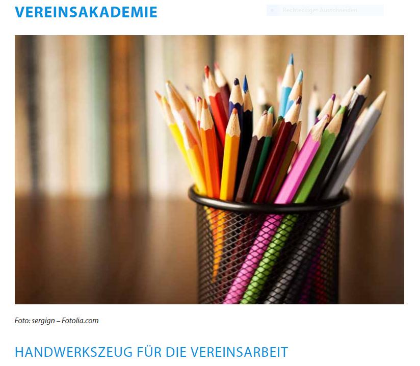Vereinsakademie des Salzburger Bildungswerkes